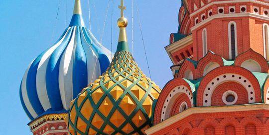 Visiter Moscou