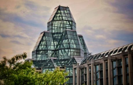 architecture au canada