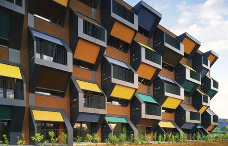 architecture en slovénie