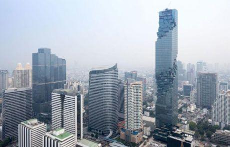 architecture en thailande