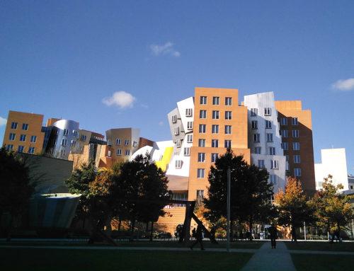 NOUS SOMMES ALLES A BOSTON POUR PROFITER DE SON ARCHITECTURE TRES ECLECTIQUE