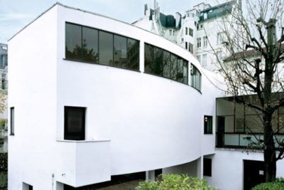 le corbusier paris